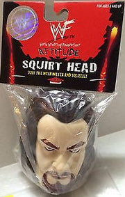 (TAS031196) - WWE WWF WCW Wrestling Attitude Squirt Head - Undertaker, , Other, Wrestling, The Angry Spider Vintage Toys & Collectibles Store