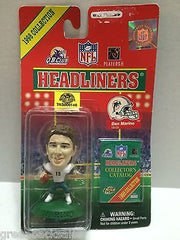 (TAS008146) - MLB NBA NFL NHL Starting Lineup Sports Figure - Dan Marino, , Action Figure, NFL, The Angry Spider Vintage Toys & Collectibles Store