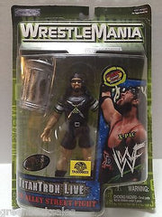 (TAS006023) - 2000 Jakks WWF WWE WrestleMania Action Figure - Street Fight X-Pac, , Action Figure, Wrestling, The Angry Spider Vintage Toys & Collectibles Store