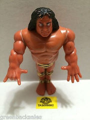 (TAS005592) - WWE WWF WCW Wrestling Hasbro Action Figure - Jimmy Snuka, , Action Figure, Wrestling, The Angry Spider Vintage Toys & Collectibles Store