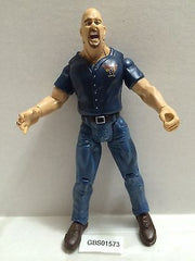 (TAS031272) - WWF WWE WCW Jakks LJN Wrestling Figure - Stone Cold Steve Austin, , Action Figure, Wrestling, The Angry Spider Vintage Toys & Collectibles Store