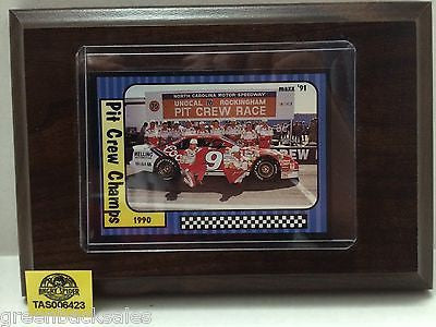 (TAS006423) - Pit Crew Champs 1990 - Unocal 76 Rockingham - Maxx '91, , Trucks & Cars, n/a, The Angry Spider Vintage Toys & Collectibles Store