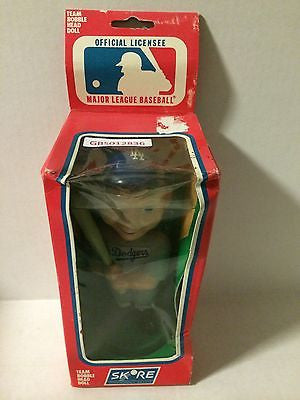 (TAS030696) - MLB Team Bobble Head Doll - Dodgers, , Bobblehead, MLB, The Angry Spider Vintage Toys & Collectibles Store