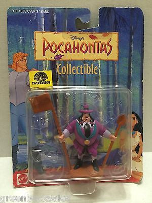 (TAS008506) - New Mattel Disney Pocahontas Collectible Figure, , Action Figure, Disney, The Angry Spider Vintage Toys & Collectibles Store