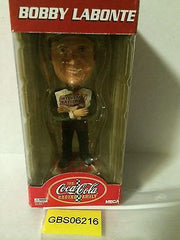 (TAS030740) - NASCAR Bobblehead Doll - Coca-Cola Racing Family - Bobby Labonte, , Bobblehead, NASCAR, The Angry Spider Vintage Toys & Collectibles Store