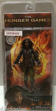 (TAS031237) - The Hunger Games Action Figure Character - Rue, , Action Figure, n/a, The Angry Spider Vintage Toys & Collectibles Store