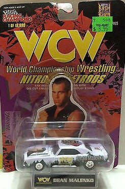 (TAS006475) - Racing Champions WCW Nitro-Streetrods 1:64 Die-Cast - Dean Malenko, , Trucks & Cars, Racing Champions, The Angry Spider Vintage Toys & Collectibles Store