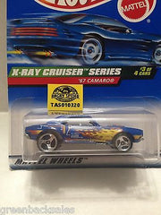 (TAS010320) - 2000 Mattel Hot Wheels Die Cast Replica - '67 Camaro, , Trucks & Cars, Hot Wheels, The Angry Spider Vintage Toys & Collectibles Store  - 3