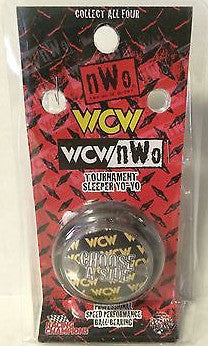(TAS005214) - WWE WWF NWO Racing Champions Wrestling WCW Yo Yo, , Yo-Yo, Wrestling, The Angry Spider Vintage Toys & Collectibles Store