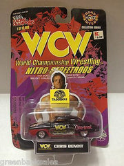 (TAS009051) - 1998 Racing Champions WCW Nitro-Street Rod Car - Chris Benoit, , Diecast-Modern Manufacture, Racing Champions, The Angry Spider Vintage Toys & Collectibles Store  - 3