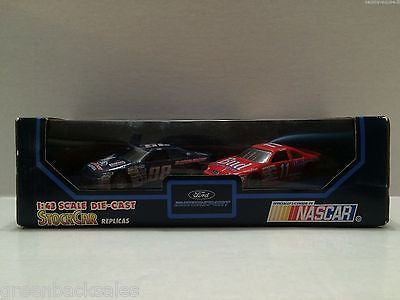 (TAS010323) - 1992 NASCAR StockCar Die-Cast Replica - Ford Motorsport, , Cars, NASCAR, The Angry Spider Vintage Toys & Collectibles Store  - 1