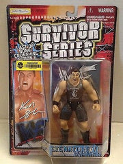 (TAS012597) - WWF WWE Wrestling Figure Jakks Survivor Series - Ken Shamrock, , Action Figure, Wrestling, The Angry Spider Vintage Toys & Collectibles Store  - 3