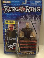 (TAS012659) - WWF WWE Wrestling Figure Jakks King of the Ring 8 - Big Boss Man, , Action Figure, Wrestling, The Angry Spider Vintage Toys & Collectibles Store  - 3