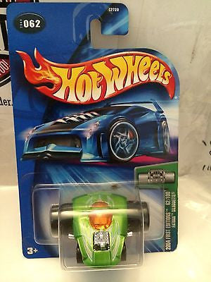 (TAS004770) - Hot Wheels '04 First Editions 62/100 Fatbax Silhouette, , Cars, Hot Wheels, The Angry Spider Vintage Toys & Collectibles Store