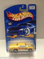 (TAS010318) - 2000 Mattel Hot Wheels Die Cast Replica - '67 Pontiac GTO, , Trucks & Cars, Hot Wheels, The Angry Spider Vintage Toys & Collectibles Store  - 1
