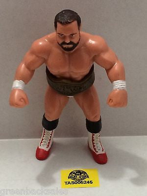 (TAS005245) - WWE WWF WCW nWo Wrestling Galoob Figure - Arn Anderson with Belt, , Sports, Varies, The Angry Spider Vintage Toys & Collectibles Store