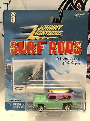 (TAS003171) - Johnny Lightning Die-Cast - Surf Rods, , Cars, Johnny Lightning, The Angry Spider Vintage Toys & Collectibles Store