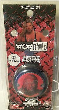 (TAS000525) - WWE WWF WCW Racing Champions Wrestling Kevin Nash Yo Yo, , Yo-Yo, Wrestling, The Angry Spider Vintage Toys & Collectibles Store