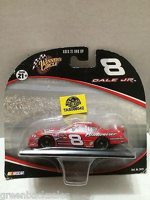 (TAS009342) - Nascar Winner's Circle Die Cast Car - Dale Earnhardt Jr., , Cars, Nascar, The Angry Spider Vintage Toys & Collectibles Store