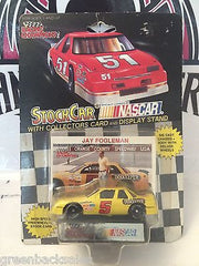 (TAS030479) - Racing Champions Die-Cast Stock Car - Jay Fogleman, , Trucks & Cars, Racing Champions, The Angry Spider Vintage Toys & Collectibles Store