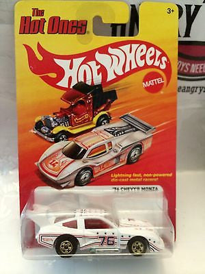 (TAS004517) - Hot Wheels The Hot Ones '76 Chevy Monza, , Cars, Hot Wheels, The Angry Spider Vintage Toys & Collectibles Store