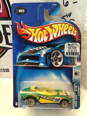 (TAS004211) - Hot Wheels - Track Aces 9/10 Flashfire, , Cars, Hot Wheels, The Angry Spider Vintage Toys & Collectibles Store