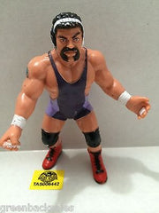 (TAS006442) - WWE WWF WCW nWo Wrestling Galoobs Action Figure - Rick Steiner, , Action Figure, Wrestling, The Angry Spider Vintage Toys & Collectibles Store