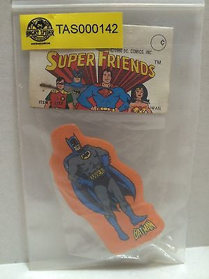 (TAS000142) - Super Friends DC Comics - Batman Pencil Sharpener, , Pencil, DC Comics, The Angry Spider Vintage Toys & Collectibles Store