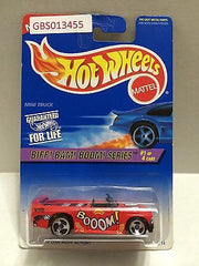 (TAS030942) - Hot Wheels BIFF! BAM! BOOM! Series 1/4, , Cars, Hot Wheels, The Angry Spider Vintage Toys & Collectibles Store