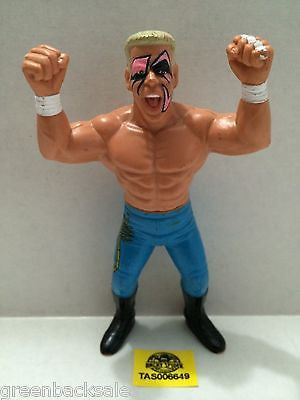 (TAS006649) - WWE WWF WCW nWo Wrestling Galoobs Action Figure - Sting, , Action Figure, Wrestling, The Angry Spider Vintage Toys & Collectibles Store