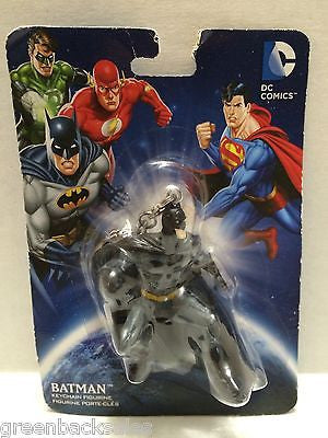 (TAS010397) - DC Comics Batman Keychain Action Figurine, , Keychain, Batman, The Angry Spider Vintage Toys & Collectibles Store  - 1