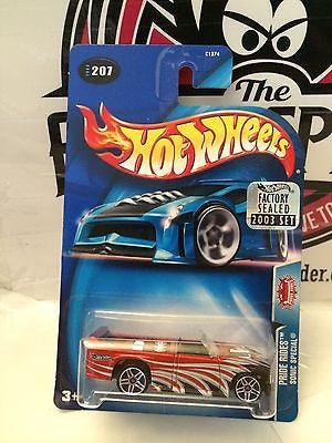 (TAS004335) - Hot Wheels Pride Rides - Sonic Special Collector #207, , Cars, Hot Wheels, The Angry Spider Vintage Toys & Collectibles Store