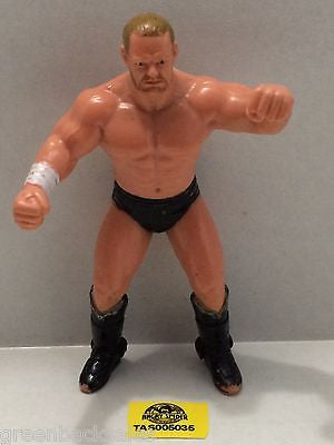 (TAS005035) - WWE WWF WCW nWo Wrestling Galoob Action Figure - Barry Windham, , Sports, Varies, The Angry Spider Vintage Toys & Collectibles Store
