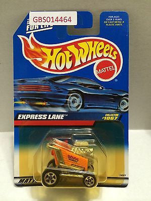 (TAS030997) - Mattel Hot Wheels Car - Express Lane, , Cars, Hot Wheels, The Angry Spider Vintage Toys & Collectibles Store