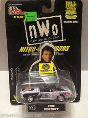 (TAS008743) - 1998 Racing Champions NWO Nitro-Streetrods - Eric Bischoff, , Other, Racing Champions, The Angry Spider Vintage Toys & Collectibles Store  - 3