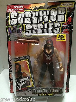(TAS006725) - Jakks Pacific WWF WCW Survivor Series Figure - X-Pac, , Action Figure, Wrestling, The Angry Spider Vintage Toys & Collectibles Store
