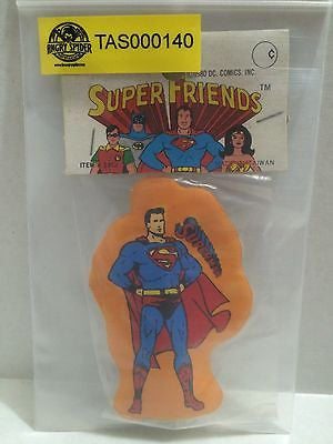 (TAS000140) - Super Friends DC Comics - Superman Pencil Sharpener, , Pencil, DC Comics, The Angry Spider Vintage Toys & Collectibles Store