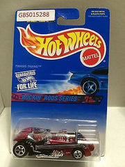 (TAS031000) - Mattel Hot Wheels Car - Rockin' Rod Series, , Cars, Hot Wheels, The Angry Spider Vintage Toys & Collectibles Store