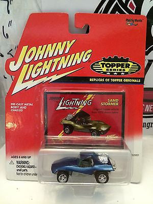 (TAS004299) - Johnny Lightning Replicas of Topper Originals - Sand Stormer, , Cars, Johnny Lightning, The Angry Spider Vintage Toys & Collectibles Store