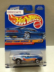 (TAS030949) - Mattel Hot Wheels Car - '67 Camaro, , Cars, Hot Wheels, The Angry Spider Vintage Toys & Collectibles Store