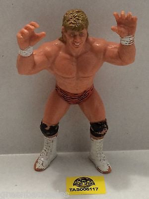 (TAS005117) - WWE WWF WCW nWo Wrestling Galoob Action Figure - Brian Pillman, , Sports, Varies, The Angry Spider Vintage Toys & Collectibles Store