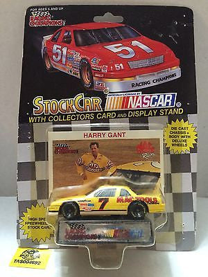 (TAS004692) - Racing Champions StockCar Nascar - Harry Gant #7, , Other, Varies, The Angry Spider Vintage Toys & Collectibles Store