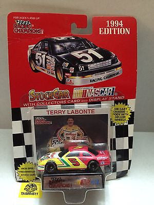 (TAS004511) - Racing Champions StockCar Nascar - Terry Labonte #5, , Other, Varies, The Angry Spider Vintage Toys & Collectibles Store