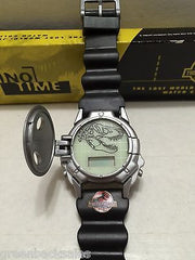 "(TAS010240) - 1997 Juassic Park Techno Time Dinosaur Watch ""The Lost World"", , Watches, Clocks, Timepieces, n/a, The Angry Spider Vintage Toys & Collectibles Store  - 3"