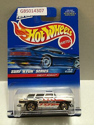 (TAS030963) - Mattel Hot Wheels Car - Chevy Nomad, , Cars, Hot Wheels, The Angry Spider Vintage Toys & Collectibles Store