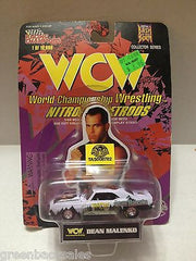 (TAS008782) - 1998 Racing Champions WCW Nitro-Street Rod Car - Dean Malenko, , Diecast-Modern Manufacture, Racing Champions, The Angry Spider Vintage Toys & Collectibles Store  - 3