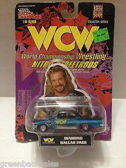 (TAS009018) - 1998 Racing Champions WCW Nitro-Street Rod Car - DDP, , Diecast-Modern Manufacture, Racing Champions, The Angry Spider Vintage Toys & Collectibles Store  - 1