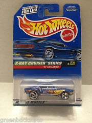 (TAS010320) - 2000 Mattel Hot Wheels Die Cast Replica - '67 Camaro, , Trucks & Cars, Hot Wheels, The Angry Spider Vintage Toys & Collectibles Store  - 1
