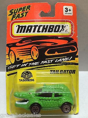 (TAS009295) - Matchbox Cars - Tailgator, , Cars, Matchbox, The Angry Spider Vintage Toys & Collectibles Store