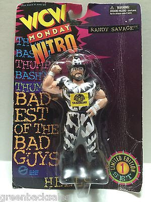 (TAS008340) - TOSFTM WCW Wrestling Monday Nitro - Randy Savage, , Action Figure, Wrestling, The Angry Spider Vintage Toys & Collectibles Store